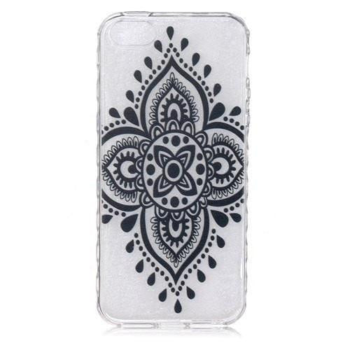FREE * iPhone Case* SE Case Silicone Graphic Transparent Ultra-Thin Back Cover - FitShopPro.com - 12