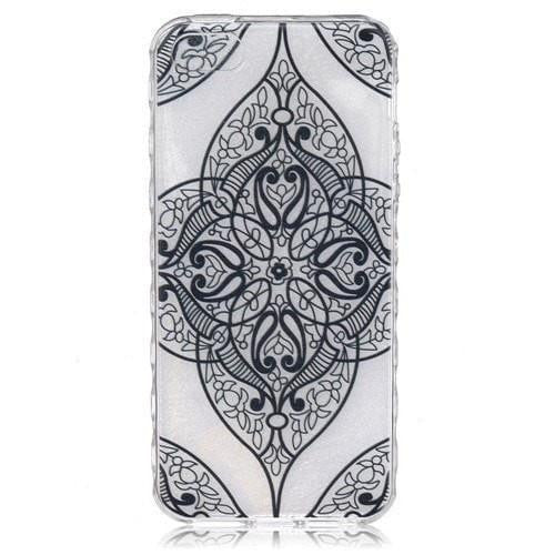 FREE * iPhone Case* SE Case Silicone Graphic Transparent Ultra-Thin Back Cover - FitShopPro.com - 19