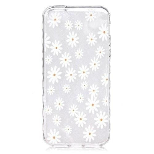FREE * iPhone Case* SE Case Silicone Graphic Transparent Ultra-Thin Back Cover - FitShopPro.com - 17