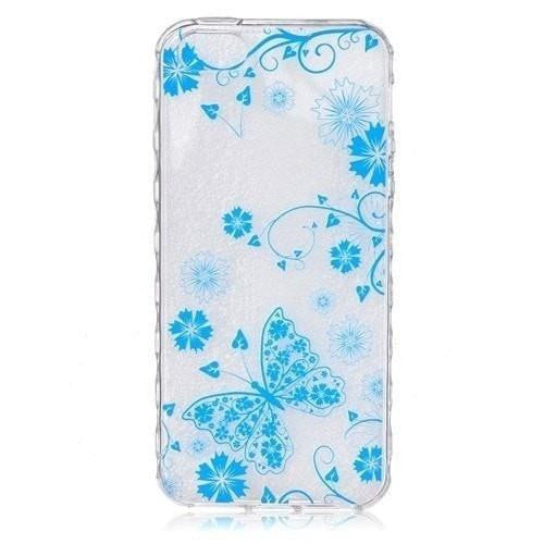 FREE * iPhone Case* SE Case Silicone Graphic Transparent Ultra-Thin Back Cover - FitShopPro.com - 7