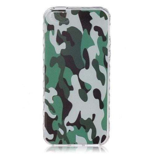 FREE * iPhone Case* SE Case Silicone Graphic Transparent Ultra-Thin Back Cover - FitShopPro.com - 25