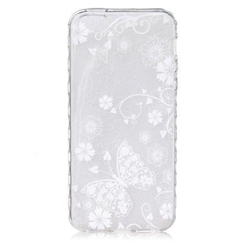FREE * iPhone Case* SE Case Silicone Graphic Transparent Ultra-Thin Back Cover - FitShopPro.com - 21