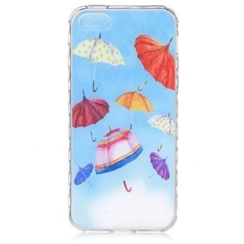 FREE * iPhone Case* SE Case Silicone Graphic Transparent Ultra-Thin Back Cover - FitShopPro.com - 10