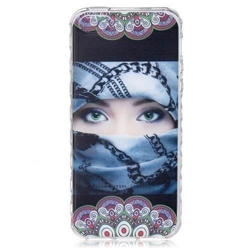 FREE * iPhone Case* SE Case Silicone Graphic Transparent Ultra-Thin Back Cover - FitShopPro.com - 20