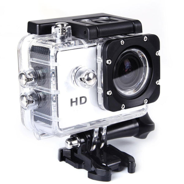 4. ProCam 720P HD Sports Action Camera - 12MP - 1.5 in. Screen - 170 Degree Lens - FitShopPro