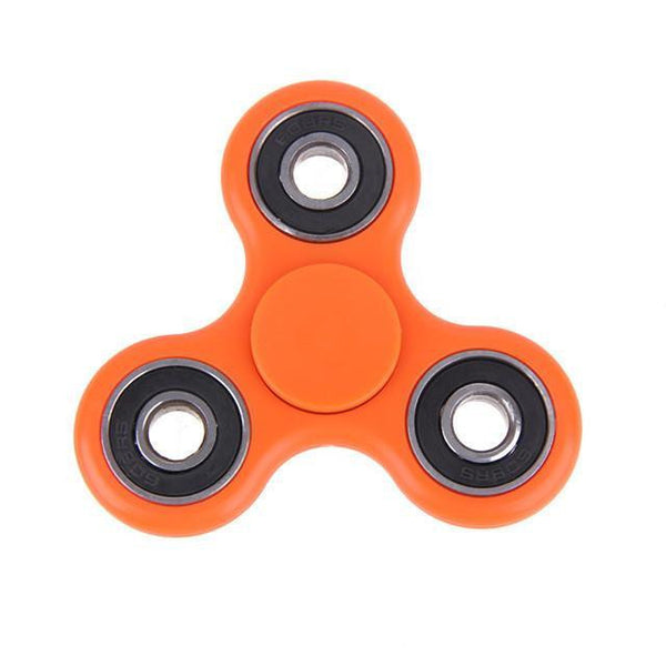 Candy Color Tri-Spinner Fidget Toy