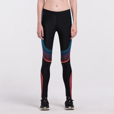Power Compression Reflective Leggings