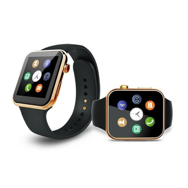 New Ultimate Smartwatch Heart Rate - Bluetooth for Apple/Android Phones - FitShopPro