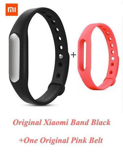Original Xiaomi Smart Miband Bracelet For Android 4.4 IOS 7.0 MI3 M4 - Waterproof - Tracker Fitness Wristbands