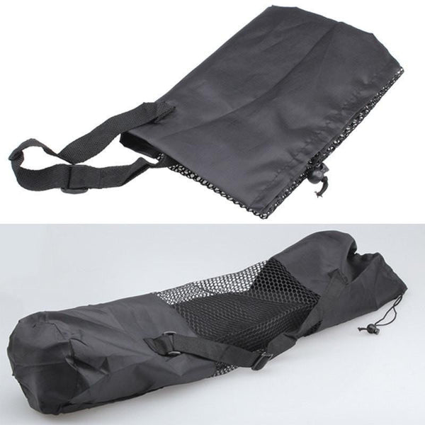 Yoga Mat Bag Carrier - Strong and washable Nylon - FitShopPro