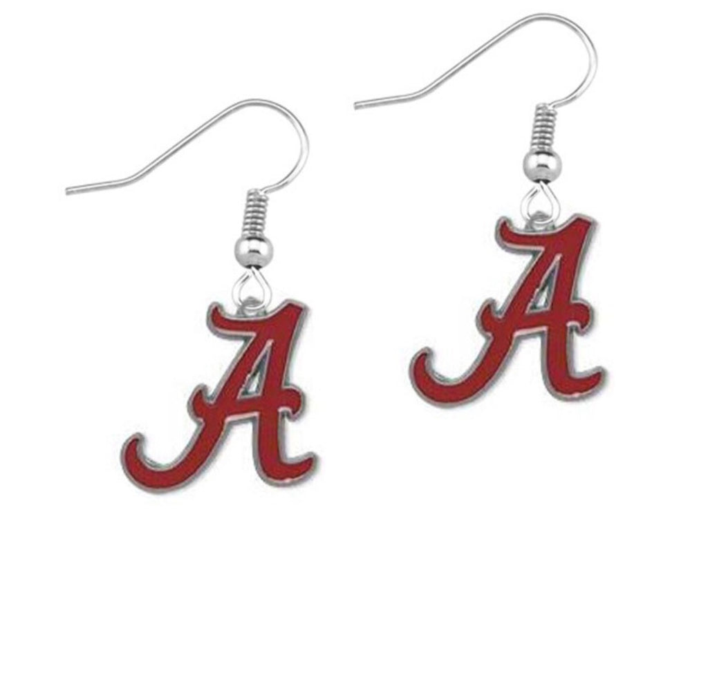 "Alabama ""A"" Earrings"