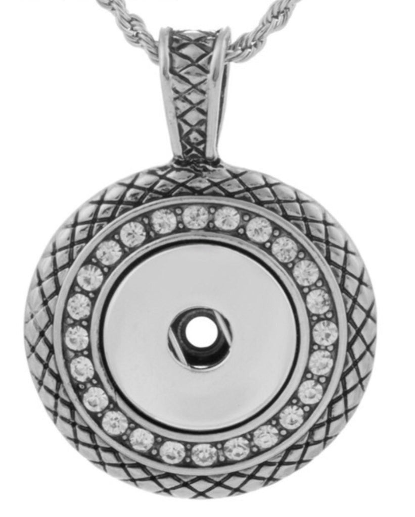 Best Selling Snap Charm Pendant