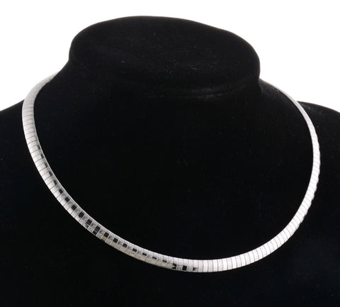 Serpentine 4mm Choker