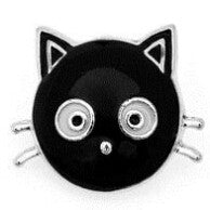 Meow Kitty Snap Charm