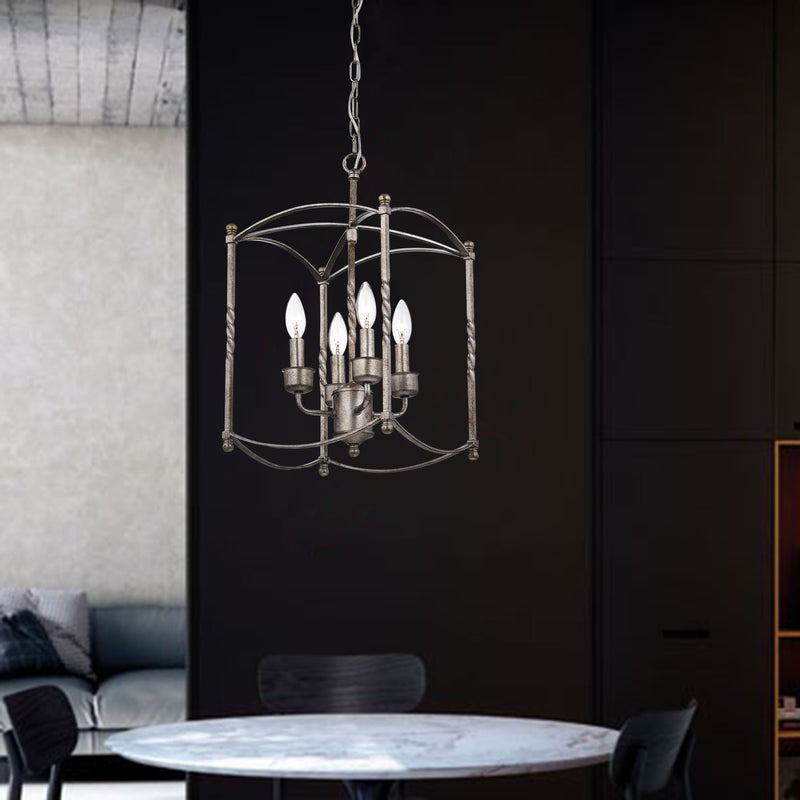 Podarge 4 Light Pendant