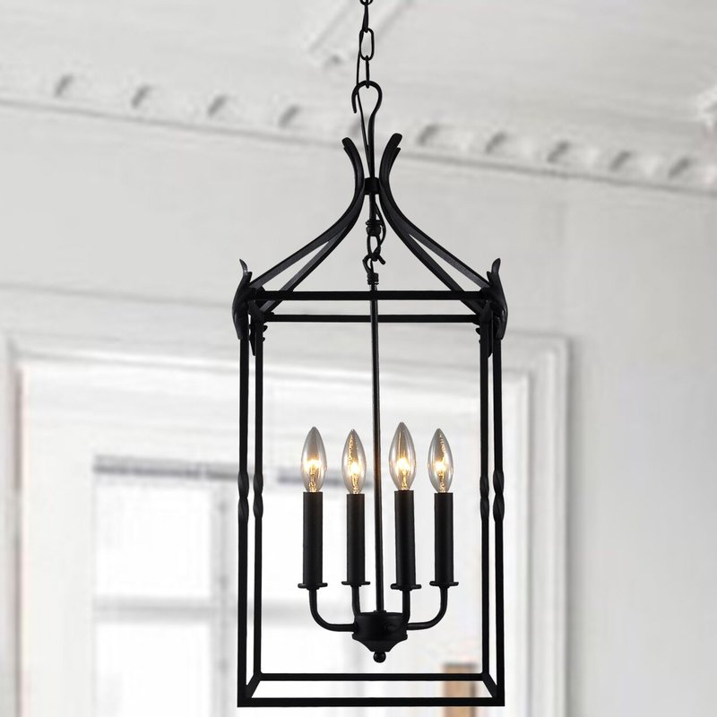 Delphin 4 Light Pendant