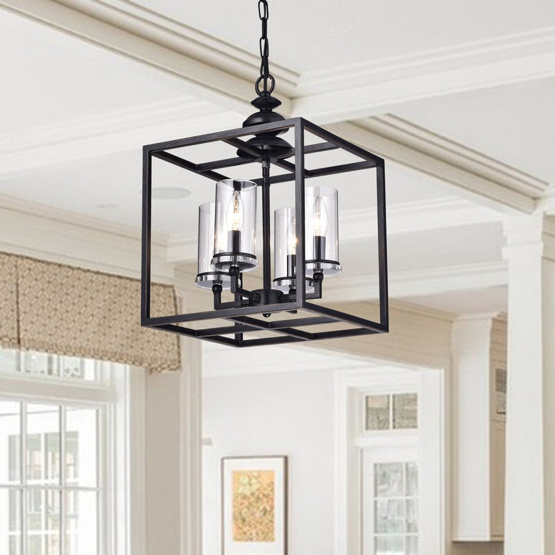 Glaucus 4 Light  Pendant