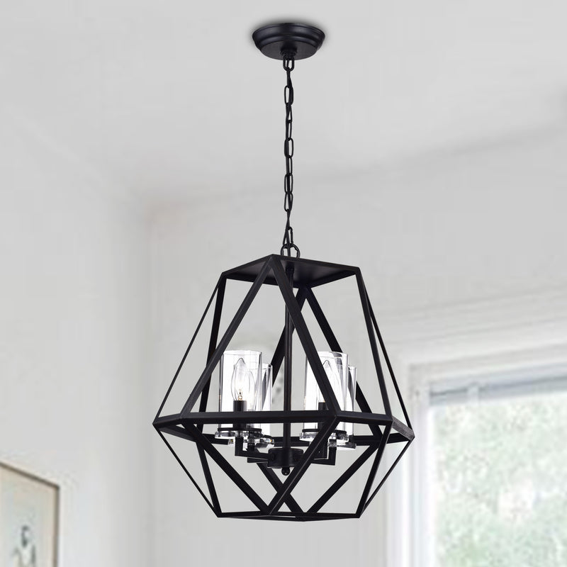Bia 4 Light Pendant
