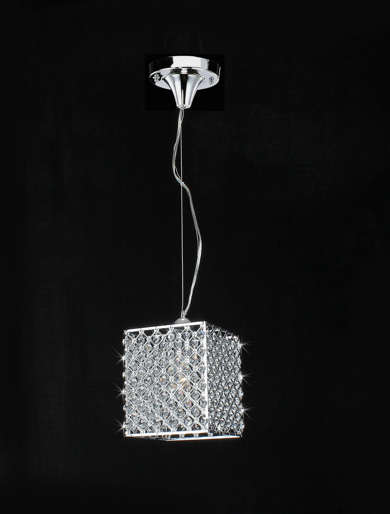 Eos 1 Light Foyer Pendant