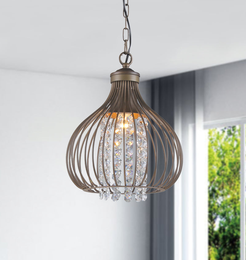 Necessitas 1 Light Foyer Pendant