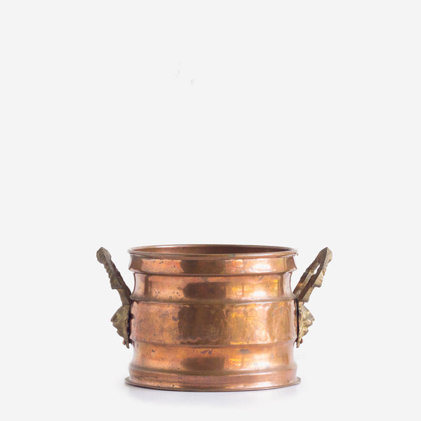 Copper Decorative Bowl