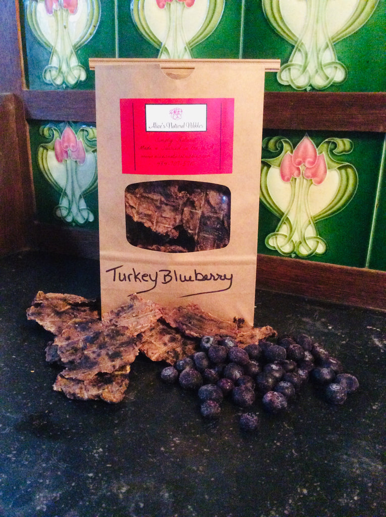Turkey Blueberry 1/2 lb size