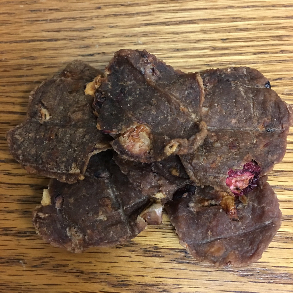 Turkey cranberry apple nibbles 1 lb size
