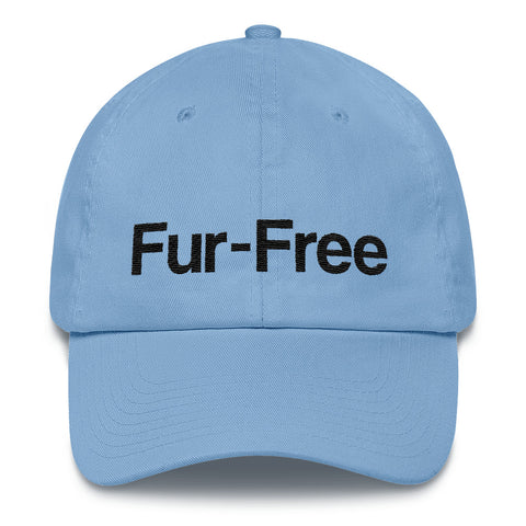 Fur-Free Ball Cap