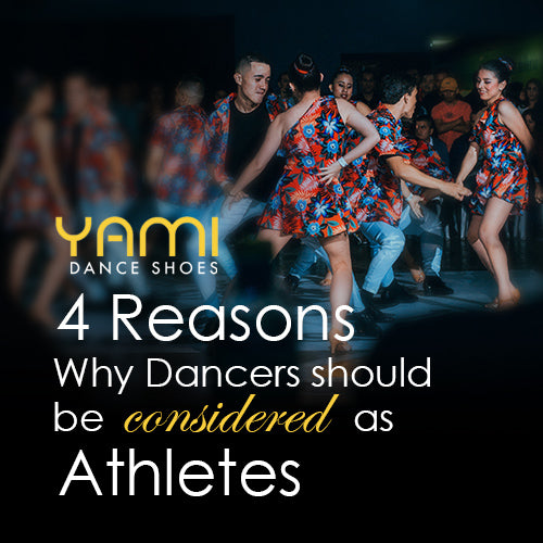 4 Reasons Why Dancers Should be Considered as Athletes