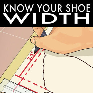 Know Your Dance Shoe Width