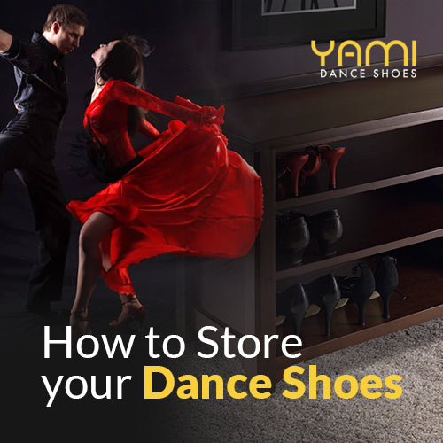 How to Store Your Dance Shoes