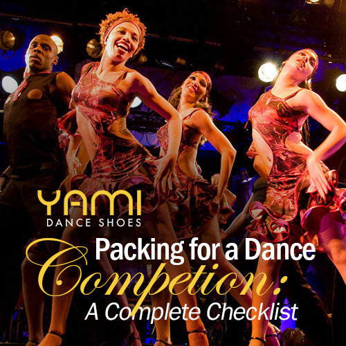 Packing for a Dance Competition: A Complete Checklist