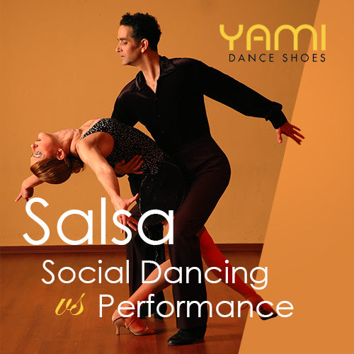 Salsa Social Dancing VS Performance