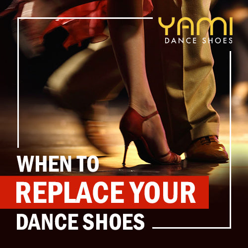 When to Replace Your Dance Shoes