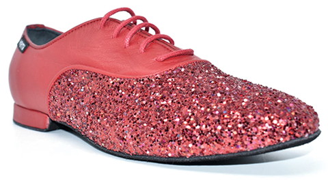 Red Fire Cabarano Latin dance shoes