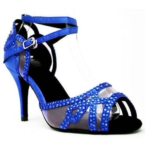 Emoni Latin dance shoes