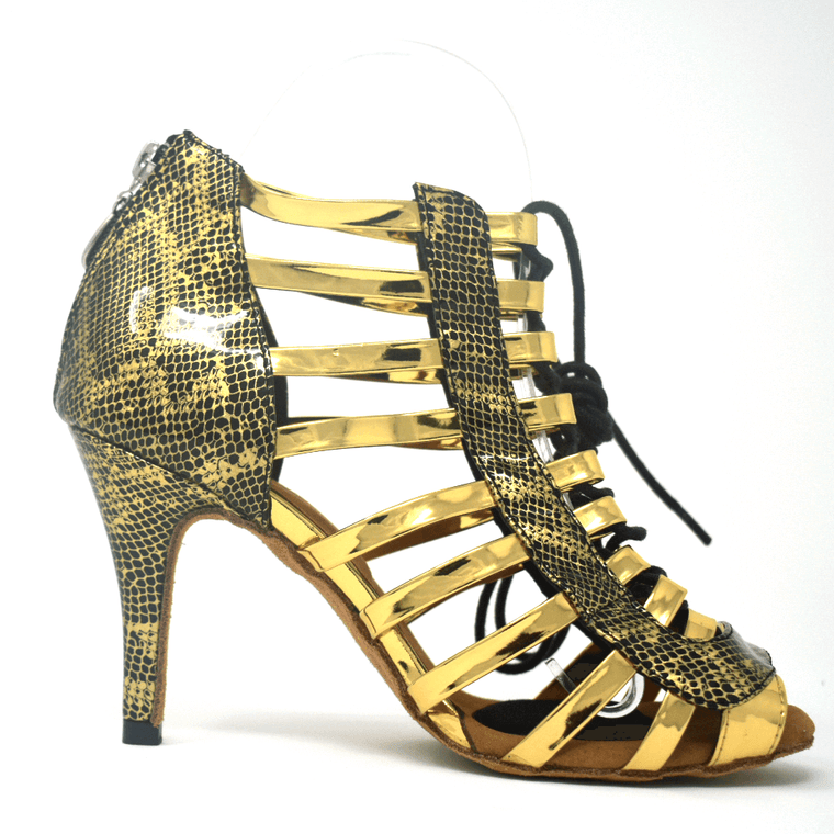 Chantel Gold Lace LU