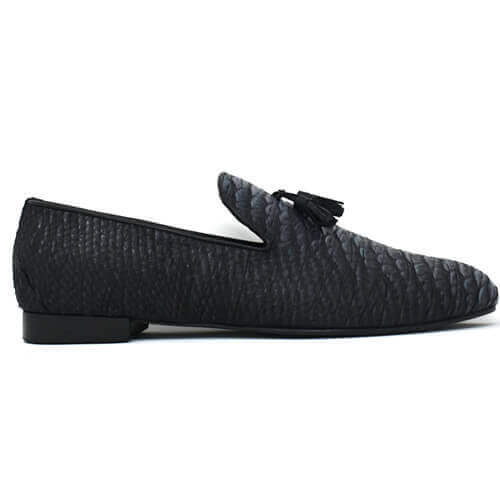 Black Gator Unisex Dance Shoe Flats