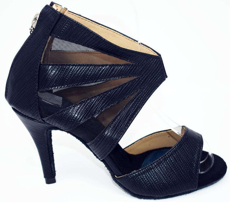 Black Melody - Yami Dance Shoes