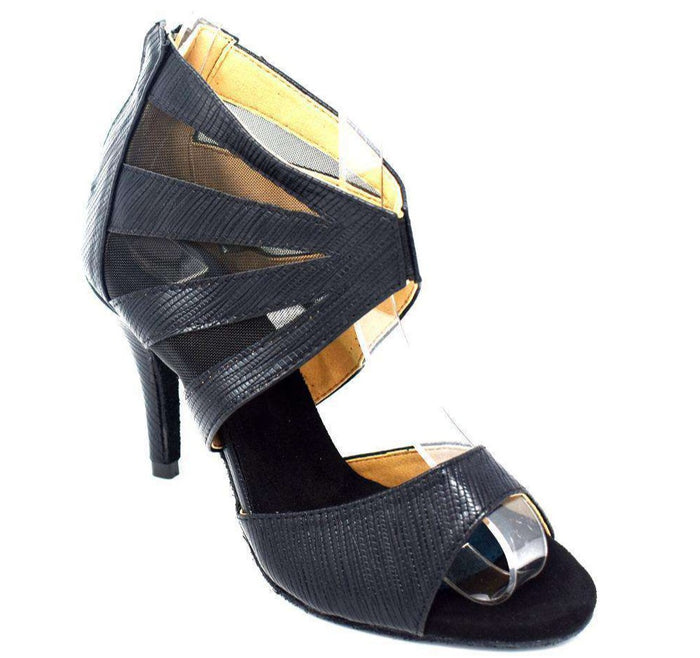 Yami Dance Shoes Dance Shoes Black Melody
