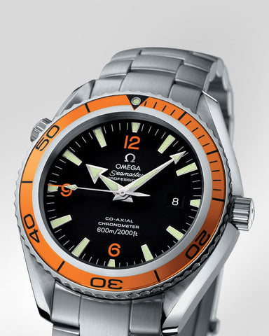 Omega Seamaster Professional Planet Ocean Replica Mens Watch