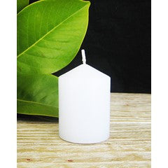 38mm x 50mm pillar candle – 12 pack