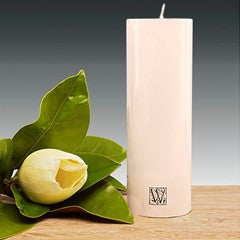 70mm x 225mm pillar candle – Cream