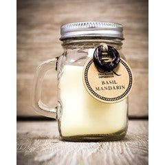 Oliver's Kitchen 11oz scented mason jar