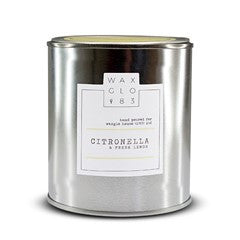 85mm x 90mm Citronella Paint Tin