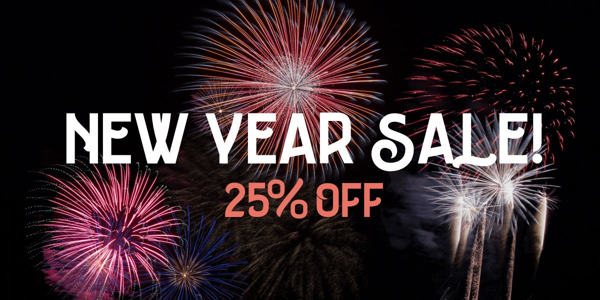 The BOOMING Sale Event of the New Year!
