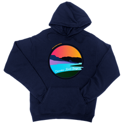 Columbia River Gorge Hoodie -Apparel in the Great Pacific Northwest