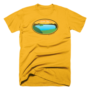 Crater Lake Unisex Tee -Apparel in the Great Pacific Northwest