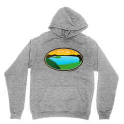 Crater Lake Hoodie -Apparel in the Great Pacific Northwest