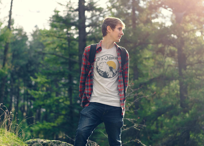 To the Mountains -Apparel in the Great Pacific Northwest